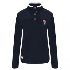 England Ladies Funnel Neck Sweater