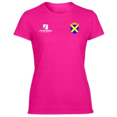 St.Albans Ladies Performance T-Shirt